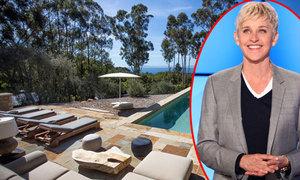 Bên trong biệt thự 45 triệu USD của Ellen DeGeneres