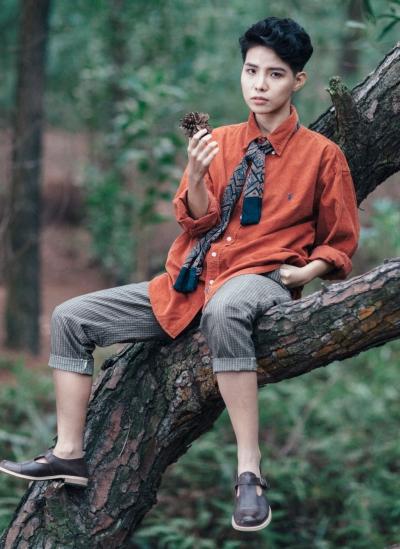 Vũ Cát Tường là fan của các tác phẩm Nguyễn Nhật Ánh.