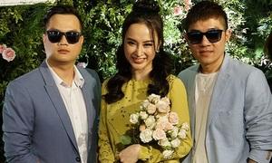 Angela Phương Trinh đóng phim truyền hình sau chín năm
