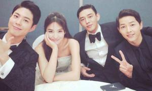 Các nhóm bạn thân đình đám của làng giải trí Hàn