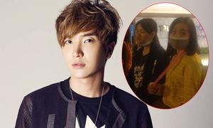 Fan Kpop sụt sùi khóc vì không được gặp thần tượng
