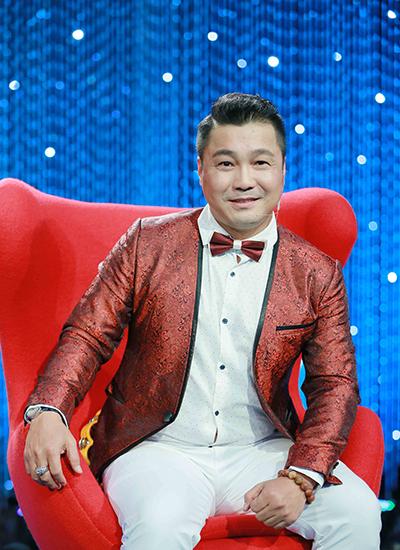 Lý Hùng làm giám khảo khách mời cho chương trình Trời sinh một cặp.