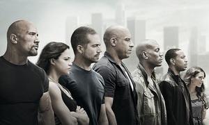 Xếp hạng các phim trong loạt 'Fast & Furious'