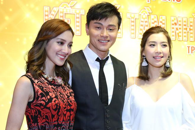 Huỳnh Hạo Nhiên không sợ bị vợ ghen