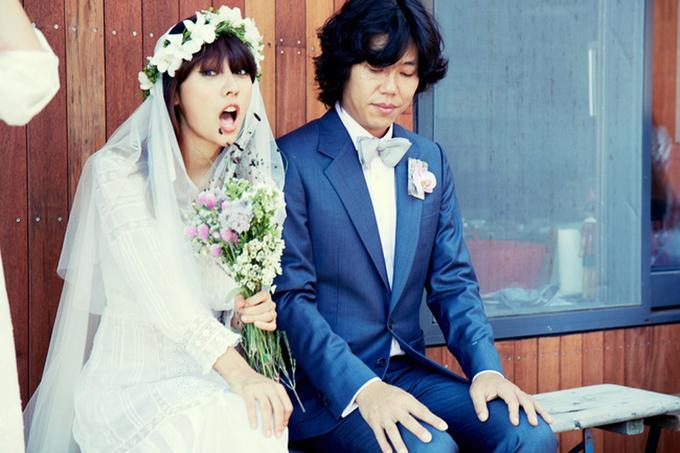 Nhan sắc 'bom sex' Lee Hyori qua thời gian