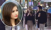Dương Hoàng Yến ngượng khi nhìn bạn trai tình tứ với Hương Giang Idol