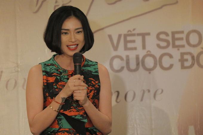Ngô Thanh Vân: 'Tôi ngày càng gặp khó khi gây quỹ từ thiện'
