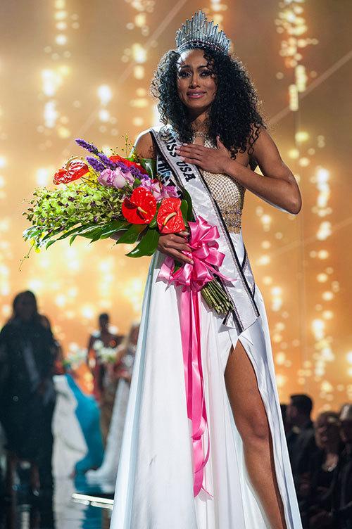 Nhà khoa học đăng quang Hoa hậu Mỹ 2017