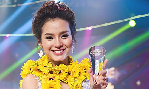 Phương Trinh Joile đoạt giải quán quân.