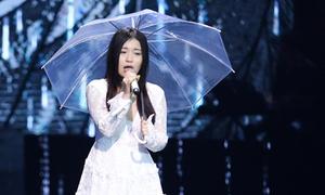Hot girl Hàn Quốc bị loại khỏi The Voice