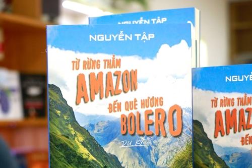 Ấn phẩm Từ rừng thẳm Amazon đến quê hương Bolero.