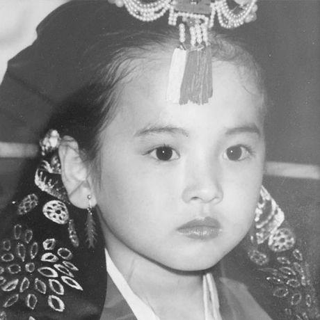 Thuở bé của các minh tinh châu Á