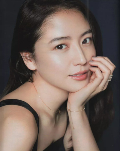 Diễn viên Nhật Nagasawa Masami là Mỹ nhân nước ngoài được yêu thích nhất.