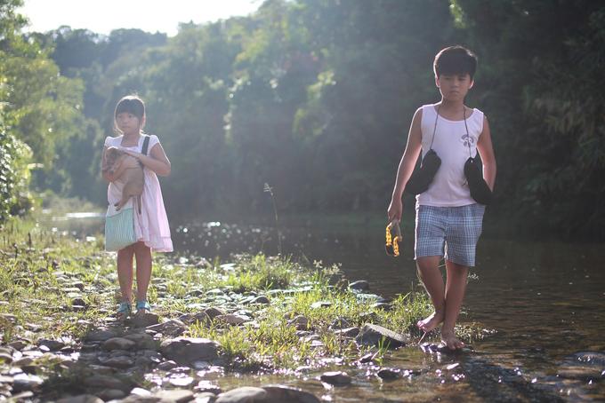 Thế giới tuổi thơ trong phim 'Cô gái đến từ hôm qua'