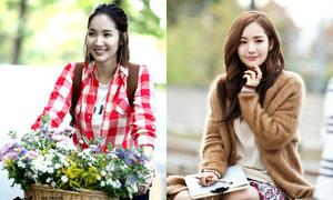 Nhan sắc 'Người đẹp dao kéo' Park Min Young trên màn ảnh qua 12 năm