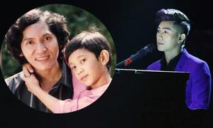 Lương Bằng Quang hát tri ân người cha khuyết tật