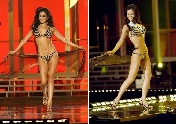 Nhan sắc của 'Hoa hậu quyến rũ nhất Hàn Quốc' qua 11 năm