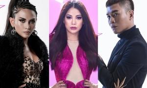 Hành trình 'lột xác' của bộ ba quyền lực Next Top Model 2017