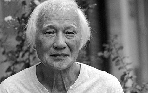 Nhà văn Vũ Hùng.