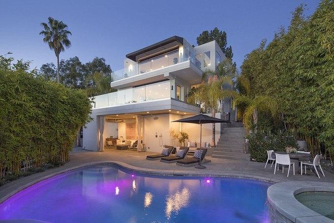 Biệt thự 8,4 triệu USD trên đồi Hollywood của Harry Styles