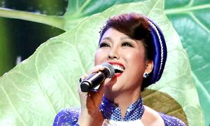 Phi Thanh Vân liên tục hụt hơi, quên lời khi hát 'Lý cây đa'