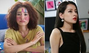 Lan Ngọc, Chi Pu tạo hình đối lập ở phim mới