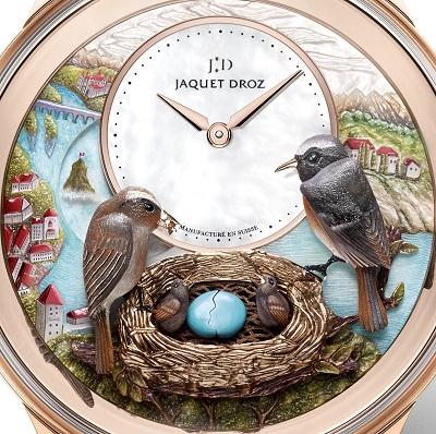 Đồng hồ Tổ Chim Bird Repeater.