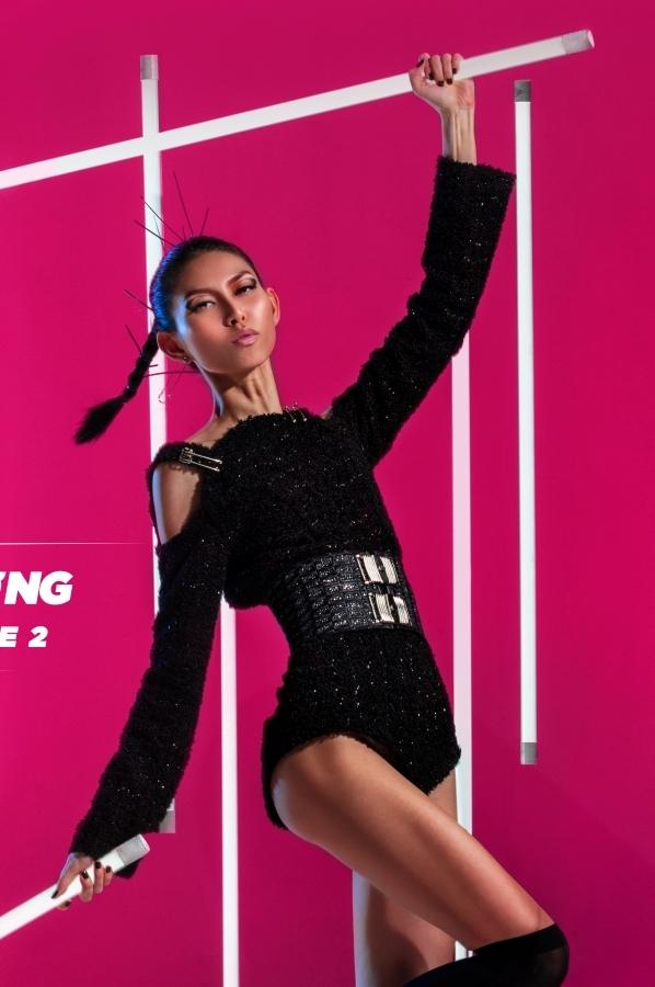 Thí sinh Vietnam's Next Top Model đọ dáng với hình tượng chiến binh