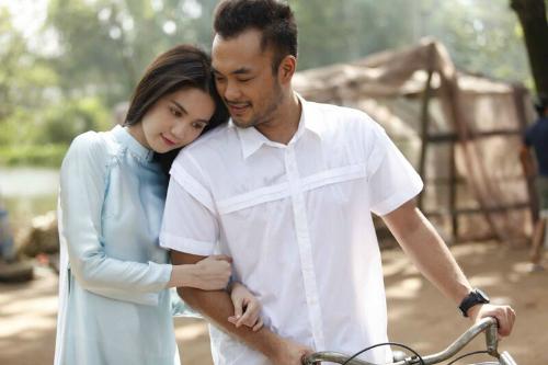 Ngọc Trinh trong phim Vòng eo 56.