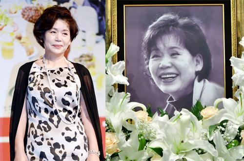 Diễn viên Yoon So Jung.
