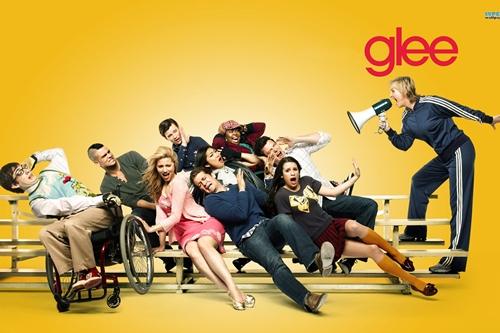 Glee là series phim được hâm mộ trên toàn thế giới nhiều năm qua.