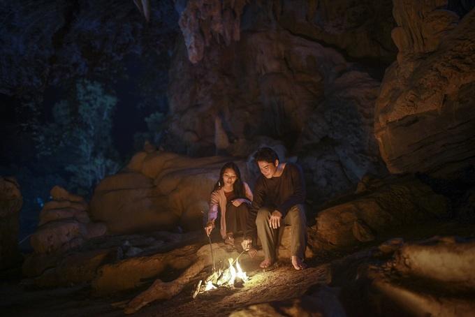 Thiên nhiên Quảng Bình trong phim mới của Victor Vũ
