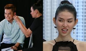 Giám khảo, thí sinh xung đột gay gắt ở VN's Next Top Model 2017