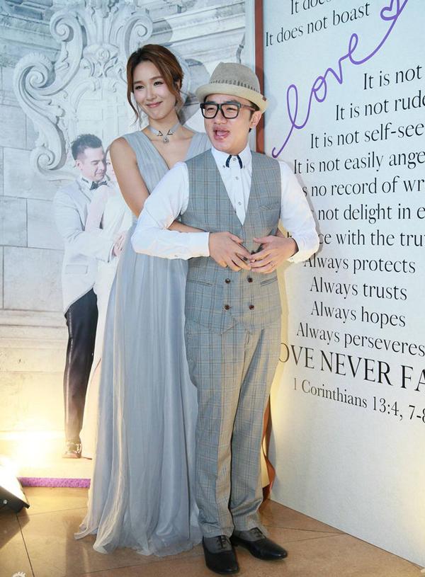 Dàn sao TVB dự tiệc cưới Á hậu Hong Kong 2007