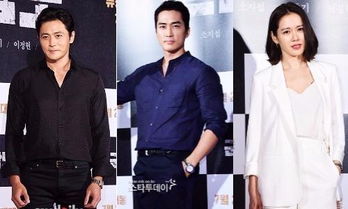Dàn sao Hàn đình đám 'đổ bộ' xem phim mới của Song Joong Ki