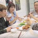 Hari Won được bố chồng cưng chiều khi làm dâu nhà Trấn Thành