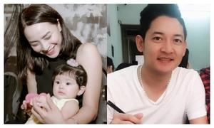 Hải Băng khoe con gái mới sinh với chồng cũ Diệp Bảo Ngọc