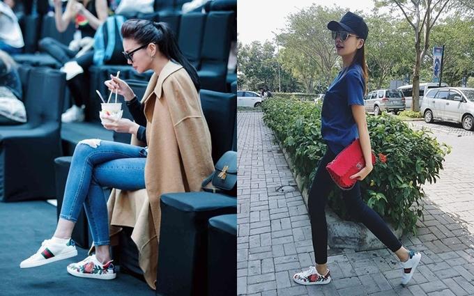Ba đôi giày thể thao được tín đồ Việt săn lùng nhất nửa đầu 2017