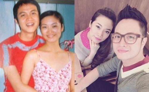 Nhật Tinh Anh quen bạn gái hiện tại từ năm 1999.