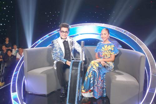 MC Thanh Bạch và ca sĩ Đoan Trang là huấn luận viên của chương trình Tuyệt đỉnh song ca nhí, phát song lúc 21h, thứ Ba, hàng tuần trên THVL1.