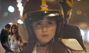 Trailer Ngọc Trinh mặc crop-top cưỡi môtô hot nhất tuần