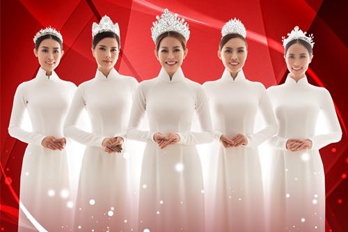 Poster cuộc thi Mrs Áo dài Việt 2017.