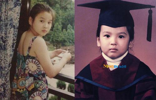 Song Hye Kyo sinh năm 1981 ở thành phố Daegu, Hàn Quốc.