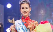 Duyên Trần đăng quang Á hậu 3 cuộc thi Mrs Áo dài 2017