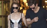 Celine Dion mặc đẹp với váy corset
