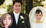 Con gái Choi Jin Sil nói bà ngoại khiến bố mẹ ly hôn