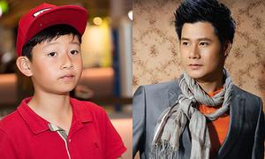 Quang Dũng: 'Tôi hạnh phúc khi con trai càng lớn càng giống mình'