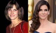 Gương mặt Sandra Bullock qua gần 30 năm