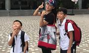 Trương Bá Chi gây tranh cãi vì quay video con chúc Đình Phong hạnh phúc