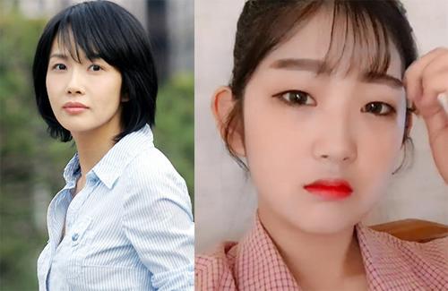 Choi Joon Hee và người mẹ quá cố.